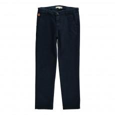 Pantalon Chino Metropolitan Bleu marine