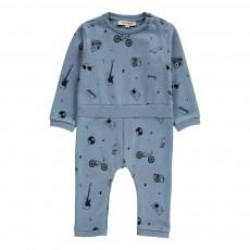 Combinaison NYC Bleu gris