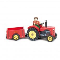 Tracteur de Bertie