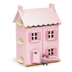 Première Maison de mes Rêves et meubles Rose