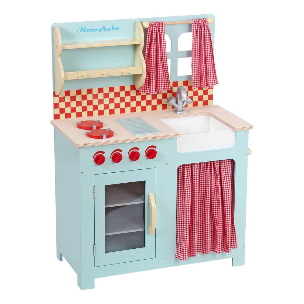 Honey cuisine bleu le toy van jeux jouets loisirs for Toy van cuisine