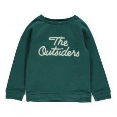 Sweat The Outsiders Vert sapin