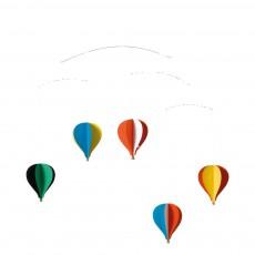 Mobile Montgolfière Multicolore