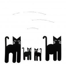 Mobile Chats Noir