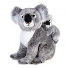 Koala et son bébé 37 cm