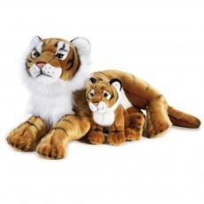 Tigre et son bébé 48 cm