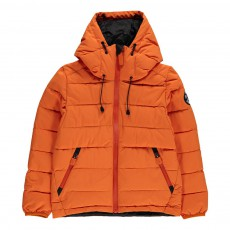 Doudoune Ski Running Orange