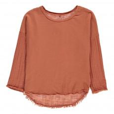 T-shirt Dolman Juniper Orange