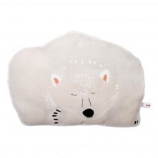 Coussin doudou Igor l'ours