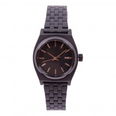 Montre Small Time Teller Gold Noir