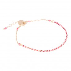 Bracelet Saona Jungle Fever Rouge