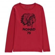 T-Shirt Indien Rouge