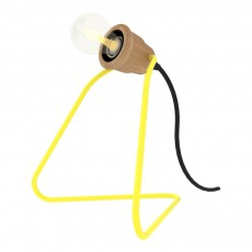 Lampe Wattman Jaune