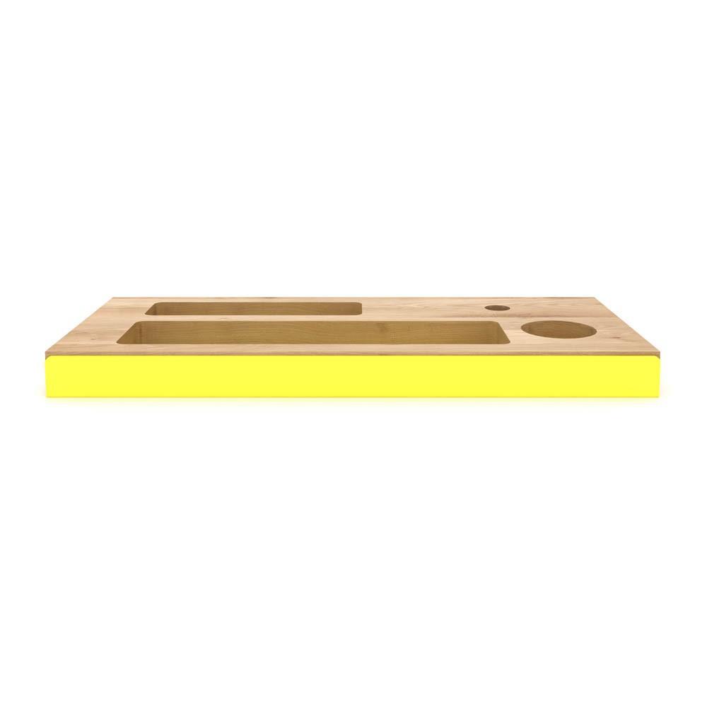 porte crayon plateau jaune universo positivo d coration smallable. Black Bedroom Furniture Sets. Home Design Ideas