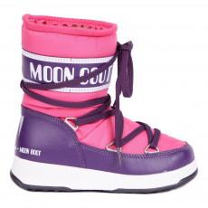 Moon Boot Sport Mid Rose
