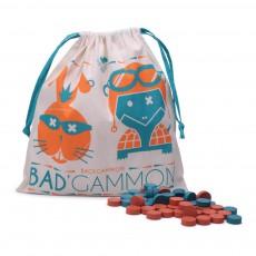 Bad'Gammon Multicolore