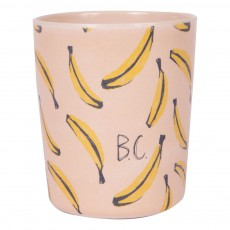 Gobelet en mélamine - Bananes Jaune
