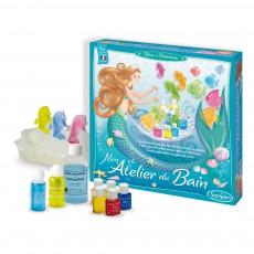 Mon atelier du bain Multicolore