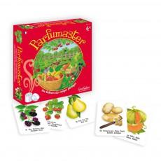 Parfumaster Les odeurs du verger-potager Multicolore