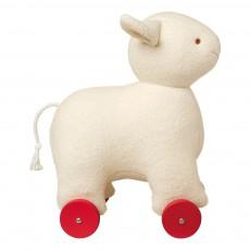 Moutons à roulettes Blanc