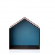 Etagère Maison - Bleu