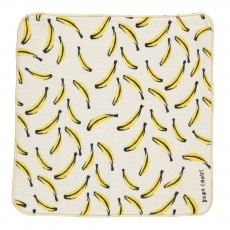 Serviette en coton - Bananes Jaune