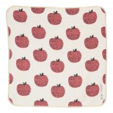 Serviette en coton - Pommes Rouge
