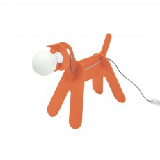 Lampe Get out dog - Orange