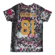 T-shirt  Queen B Noir