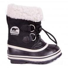 Boots Nylon Imperméable Yoot Pac Noir