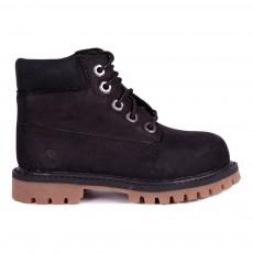 Boots Lacets Premium WP Noir