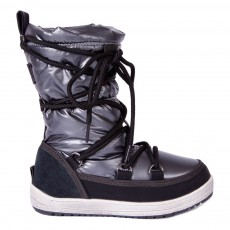 Bottes Waterproof Snow Boarder Argenté