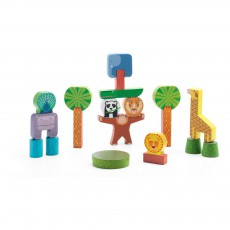 Jeu de construction Stacky jungle