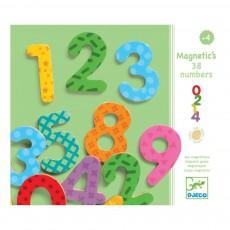 38 nombres magnétiques