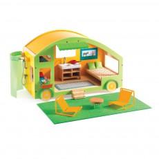 Caravane house
