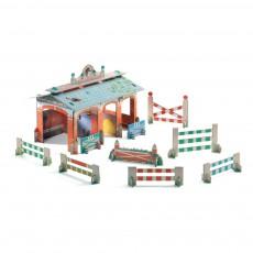 Centre équestre 3D