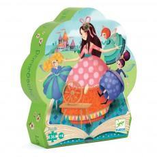 Puzzle Belle aux bois dormant - 24 pcs