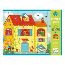 Puzzle géant Optic - La maison