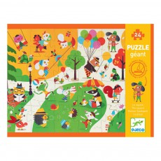 Puzzle géant Flocky - Le square