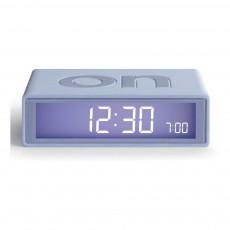 Réveil LCD Flip Gris clair
