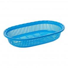 Corbeille Ovalado Bleu