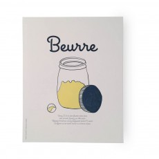 Poster Beurre