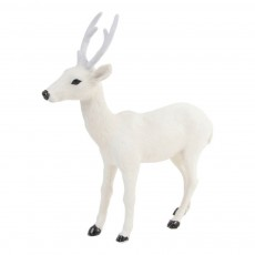 Cerf Bambi Blanc