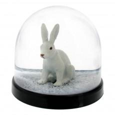 Boule neige Lapin