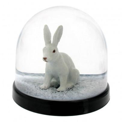 boule neige lapin klevering d coration smallable. Black Bedroom Furniture Sets. Home Design Ideas
