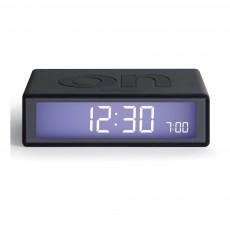 Réveil LCD Flip Gris foncé
