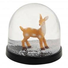 Boule neige Bambi