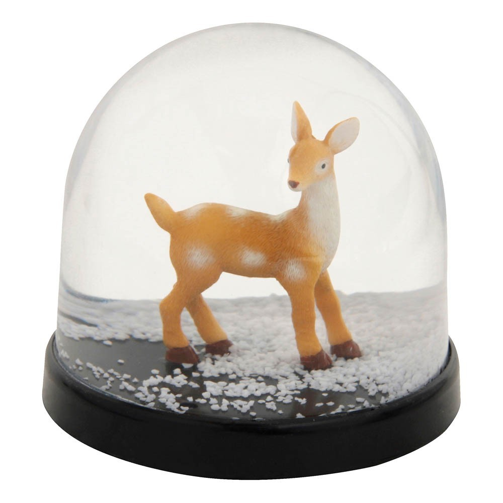 boule neige bambi klevering d coration smallable. Black Bedroom Furniture Sets. Home Design Ideas