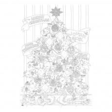 Poster géant Noël