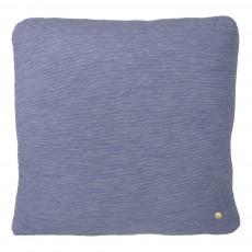 Coussin Light Bleu gris